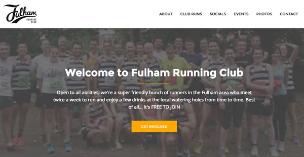 Fulham Running Club